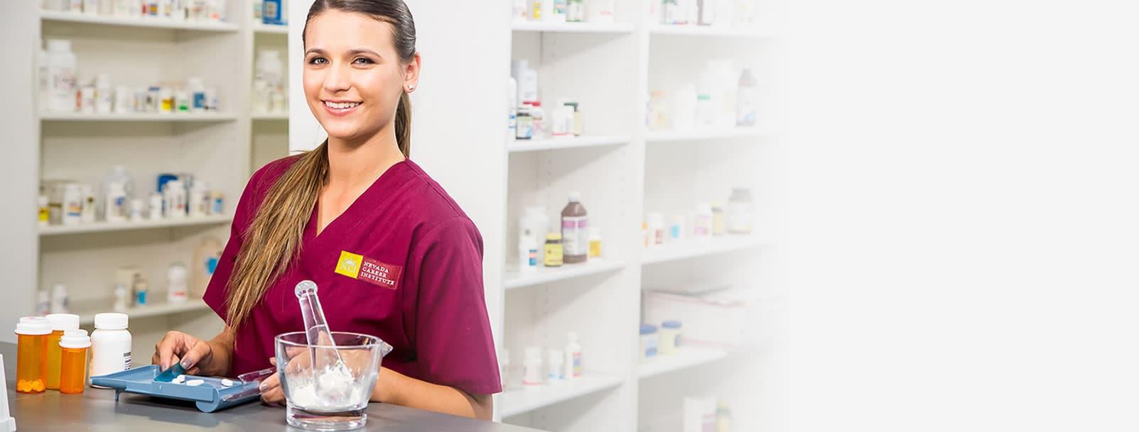 Nevada Career Institute's Pharmacy Technician Program Earns ASHP/ACPE Accreditation