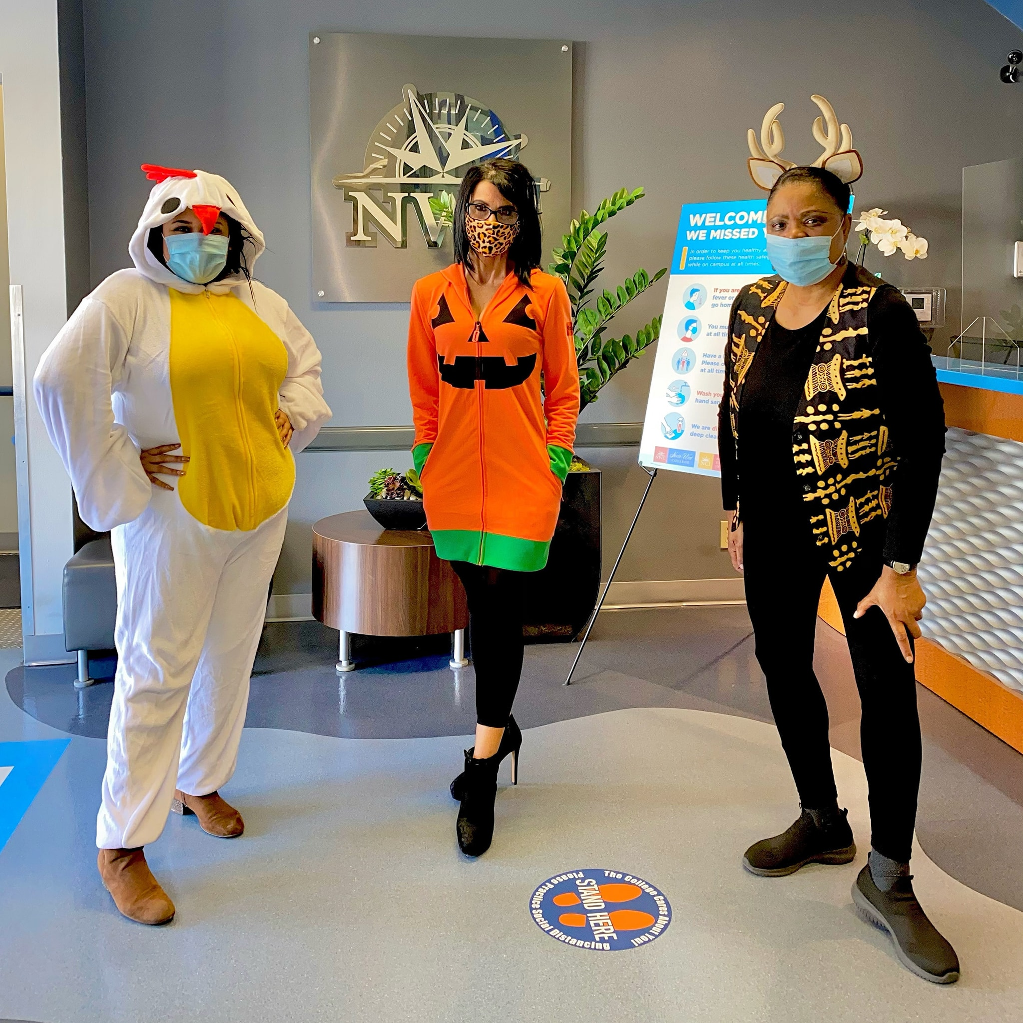 Glendale Career College Hosts Virtual Halloween Costume Contest for Students